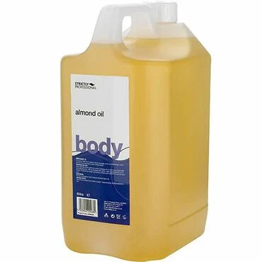 Strictly Professional Almond Massage Oil 4 Litre