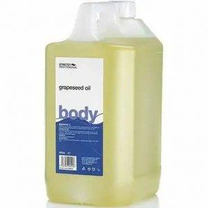 Strictly Professional Grapeseed Massage Oil 4L